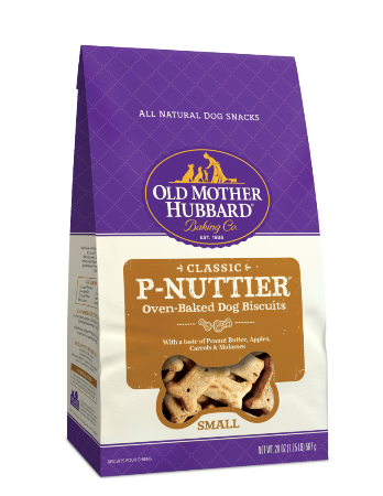 Old Mother Hubbard Classic P-Nuttier Mini 20 oz