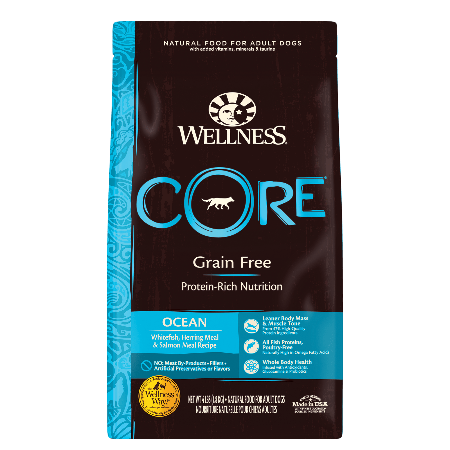 Wellness CORE Grain Free Ocean