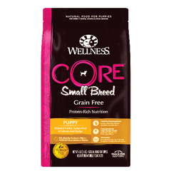 Wellness CORE Grain Free Small Breed Puppy 4 lb