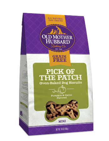 Old Mother Hubbard Grain Free Pick Of the Patch Mini 16 oz