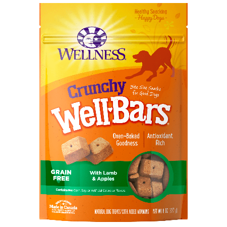 WellBars Crunchy Lamb & Apples 20 oz