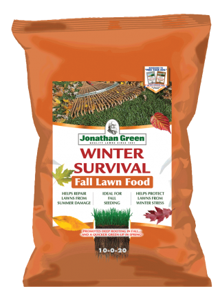 Winter Survival Fall Lawn Fertilizer