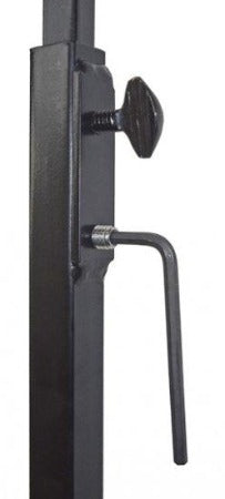 "Adjustable Shepherd Staff 62""- 93"" Single Arm"