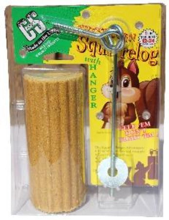 Sweet Corn Squirrelog®with Hanger 16 oz