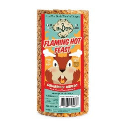 Flaming Hot Feast Cylinder
