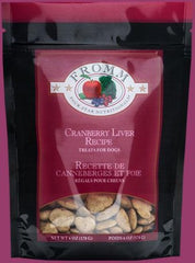 Fromm Cranberry Liver Training Treats 6 oz