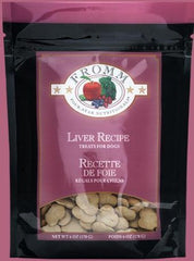 Fromm Liver Training Treats 6 oz
