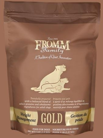 Fromm Adult Gold Weight Management