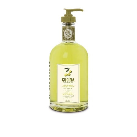 Cucina Coriander and Olive Tree Hand Soap 16.9 fl oz
