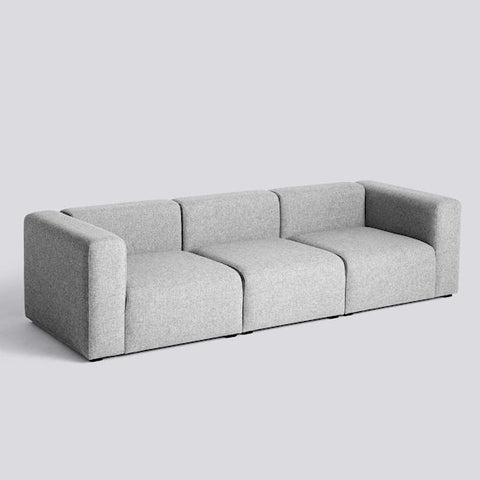 Sofa mags - 3 seater combination 1, stof Hallingdal 130