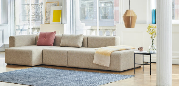 Sofa mags soft - 3 seater combination 3, stof Bolgheri