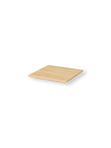Tray voor plant box - eik naturel