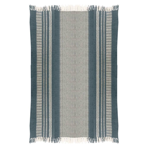 Cheyenne stripe plaid - donkerblauw