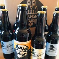 Mixed Case of 8 Beers - Lincolnshire Brewing Company