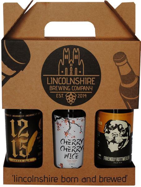 Gift Box of beer