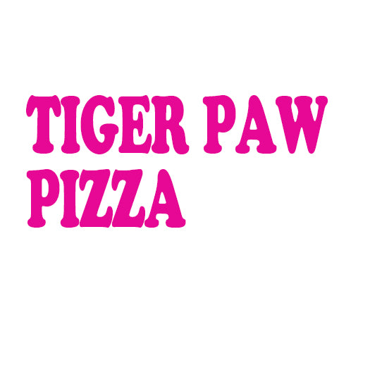 TIGER PAW PIZZA