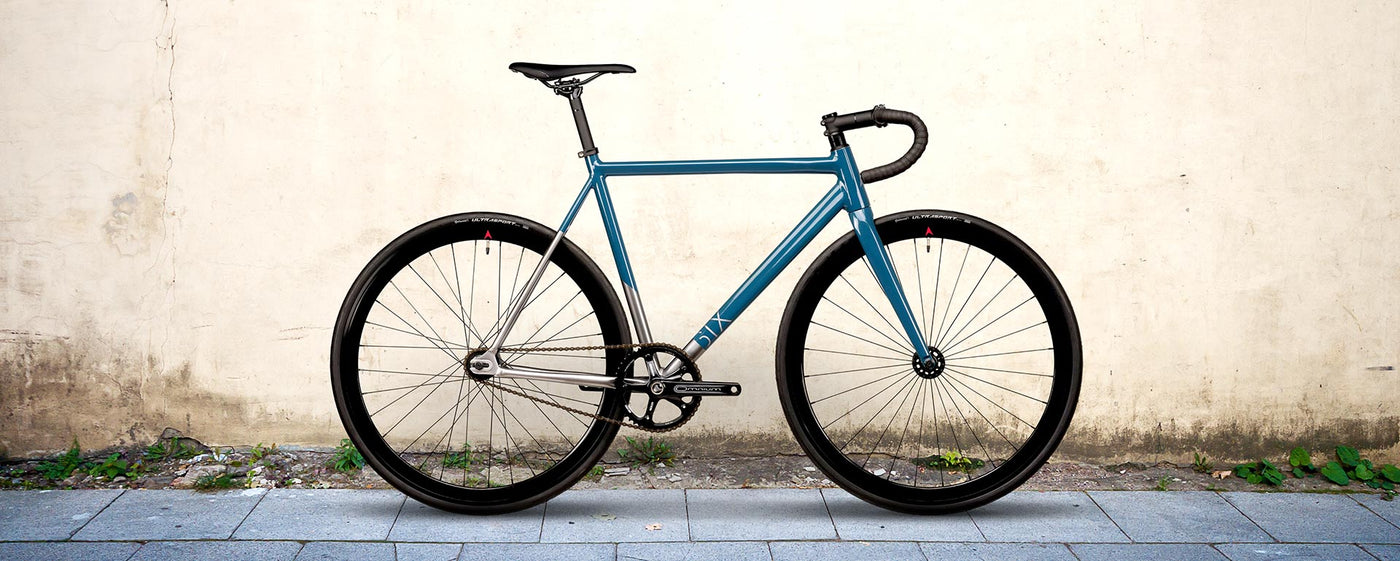 Vitus track bike The Six