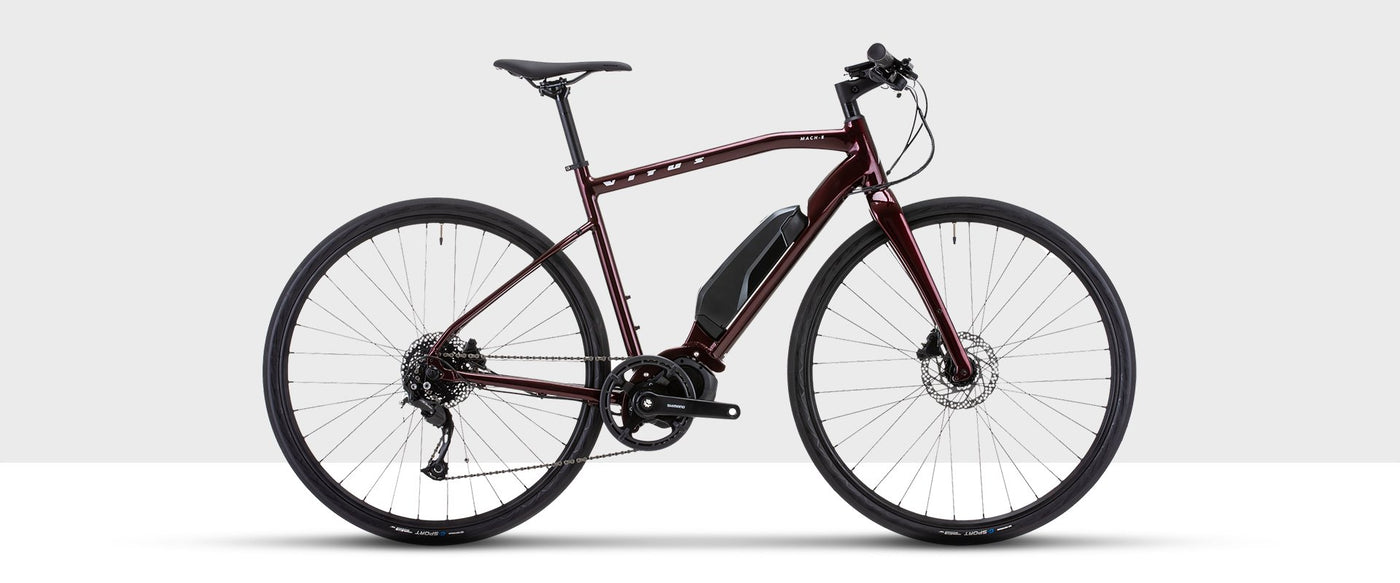 electric commuter and city bike, Vitus Mach 3