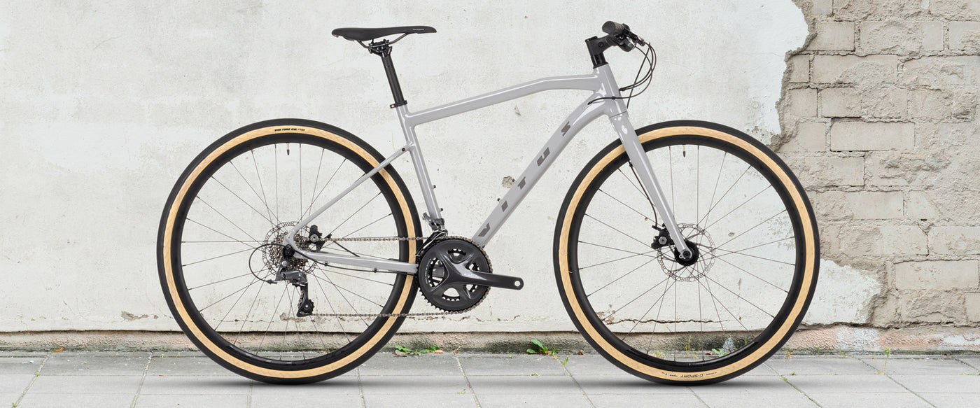 Vitus city and commuter bikes