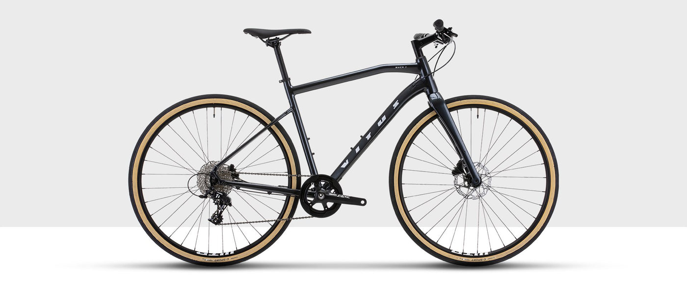 Vitus Mach 3 city bike