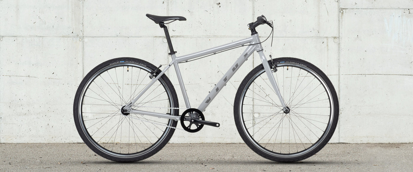 Vitus city bike, the Vee