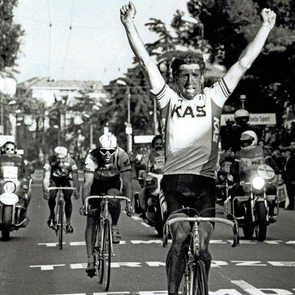Sean Kelly Milan San Remo