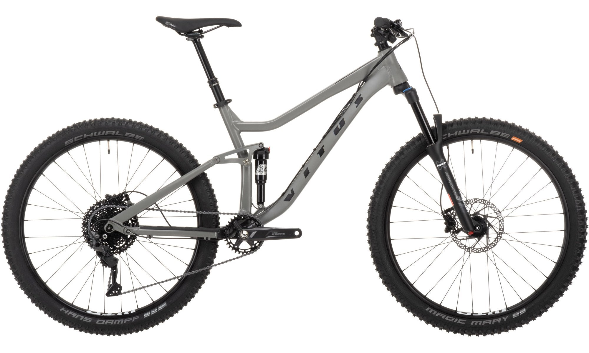 Vitus Mythique 27 VR Full Suspension Mountain Bike 2021