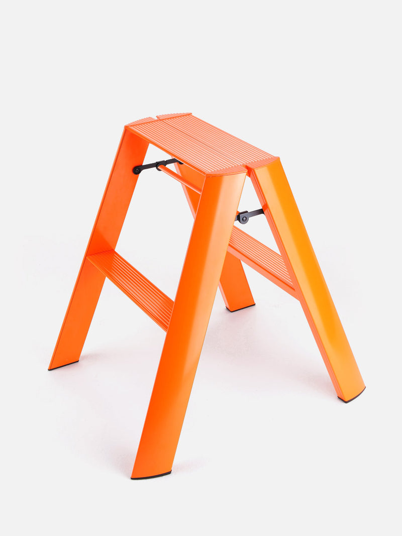 ML2.0-2(OR) lucano<br>ルカーノ Step stool / 2-step