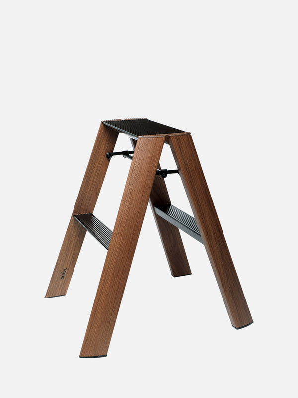 lucano SOPH. collaboration BLACK WALNUT ルカーノ Step stool / 2-step