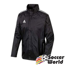 Load image into Gallery viewer, adidas Core11 Rain Jacket Black/White