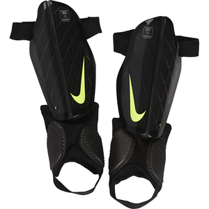 Nike Jr Protegga Flex Guard Black/Black/Volt