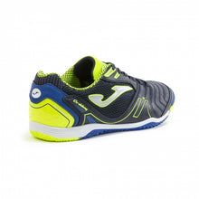 Load image into Gallery viewer, Joma Dribling Indoor Navy-fluor