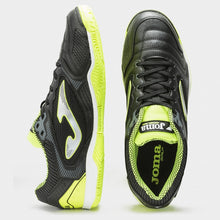 Load image into Gallery viewer, Joma Dribling Indoor - Black-Lemon