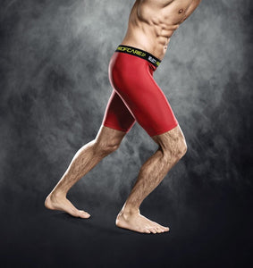 Select Compression Short Red