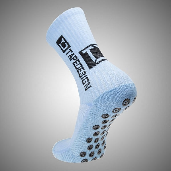 Tapedesign Classic Grip Socks Sky Blue