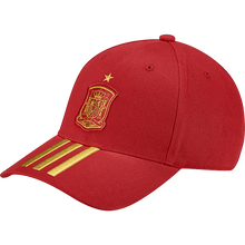 Load image into Gallery viewer, adidas Spain 3S Cap Scarle/Croyal