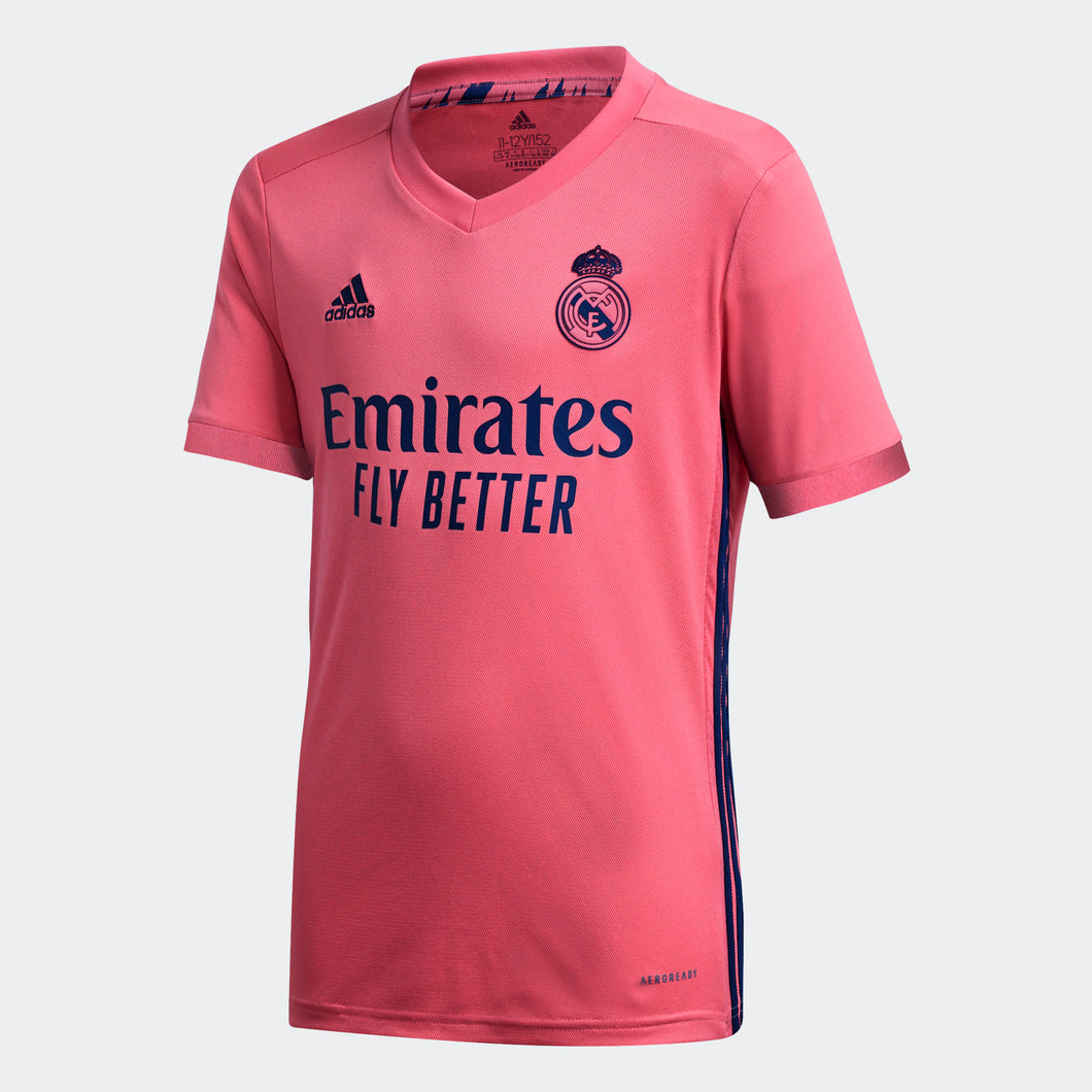 adidas Real Madrid CF 20-21 Jr Away Jersey