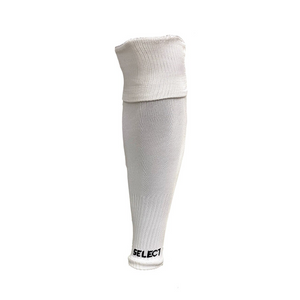 Footless socks White