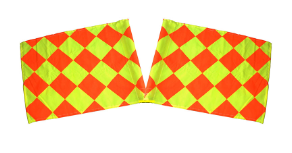 Diamond Linesman (Flag only)