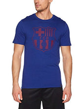 Load image into Gallery viewer, Nike FC Barcelona Crest Jr T-Shirt