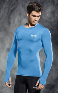 Select Compression Jersey L/S Sky