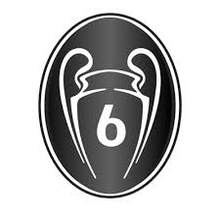 Load image into Gallery viewer, Liverpool Champions 6 Badge