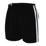 Load image into Gallery viewer, Phoenix Shorts Black/White