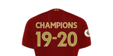 Load image into Gallery viewer, Liverpool Champions 19-20 Name Print