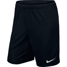 Load image into Gallery viewer, Nike Park II Knit Short NB - Black/White