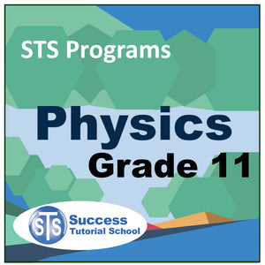 Grade 11 Physics - 10 Lessons