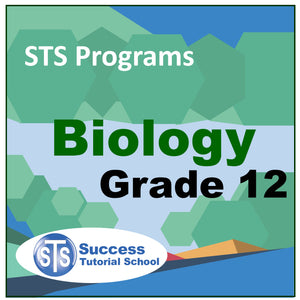 Grade 12 Biology - 10 Lessons