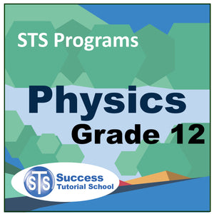 Grade 12 Physics - 10 Lessons
