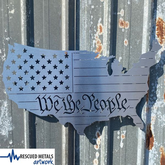 Flags & Patriotic Metal Wall Art Signs Artwork and Gifts