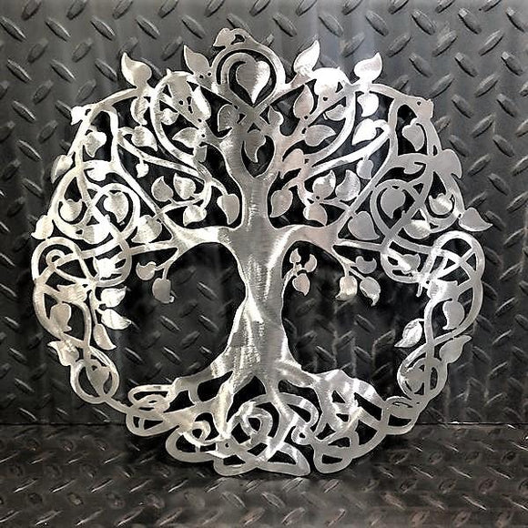 Trees of Life Metal Wall Art Signs Artwork and Gifts